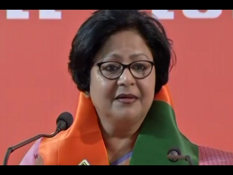 Barkha Shukla expelled by Congress, now joins BJP