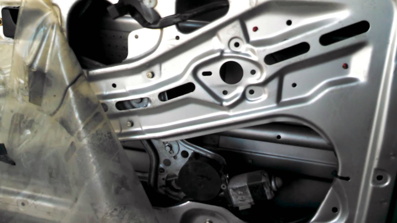Bmw 325i E30 Window Motor Youtube