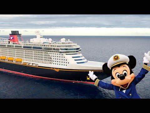 ¡Vacaciones en el crucero de Disney! Un sueño hecho realidad