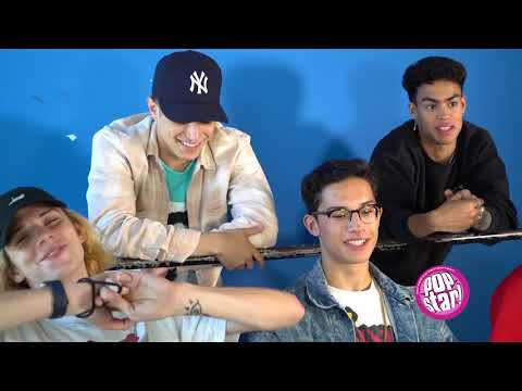 Get to know Boy Band PrettyMuch with Popstar!