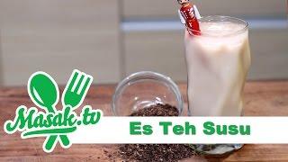 Es Teh Susu | Minuman #026