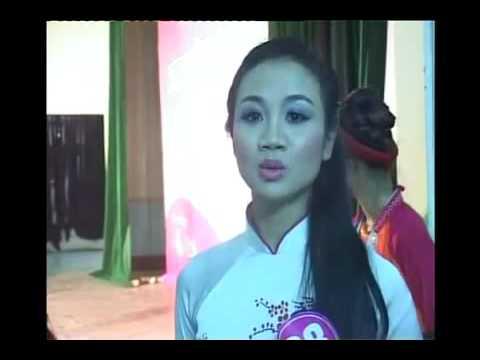 Vòng sơ tuyển cuộc thi Người đẹp Bắc Giang 2012