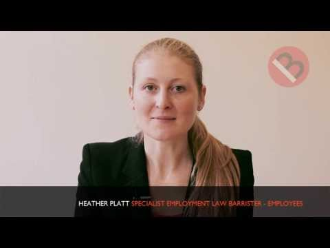 myBarrister Heather Platt Specialist Employment Law Barrister - Employees.
