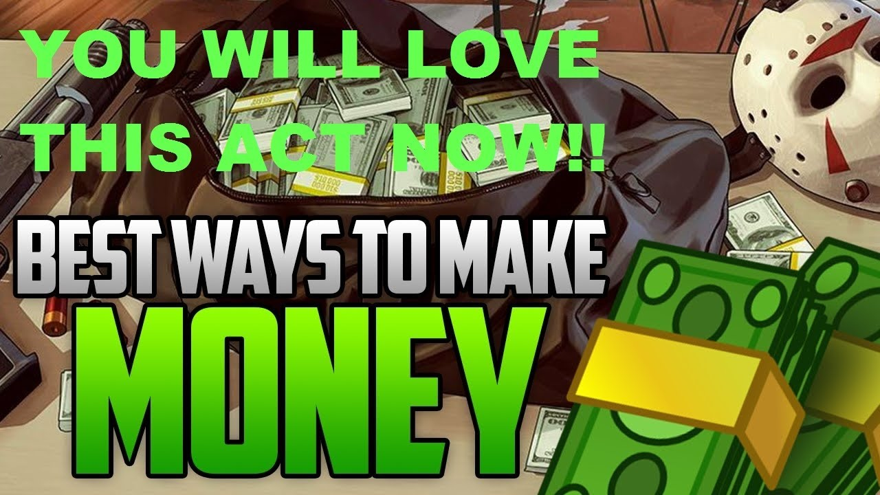 how to make lots of money gta 5 online