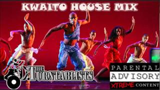 The Turntablists(KENYA) SOUTH AFRICAN HOUSE MIX +kwaito
