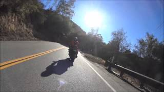 Mulholland Hwy (Snake Section) 11/2/2014