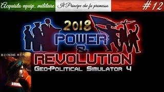 Geopolitical Simulator 4 P&R 2018 Italia Borgia: #12