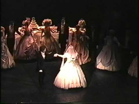 Les Miserables Broadway 2002 - Part 16 - Empty Chairs At Empty Tables/Wedding/Beggars At The Feast