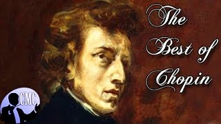 8 Hours The best of Chopin: Chopin's Greatest Works, Classical Music Playlist