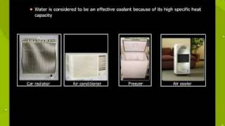 Advantages Of High Specific Heat Capacity Of Water