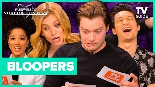 Shadowhunters Cast Bloopers | Farewell to Shadowhunters
