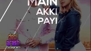 #newpunjabisong dukh ta suna nu sarre tod dine aa by✌ karan aujla✌ (punjabi status video)
