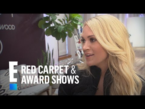 Carrie Underwood Opens Up on Family & Motherhood | E! Live from the Red Carpet