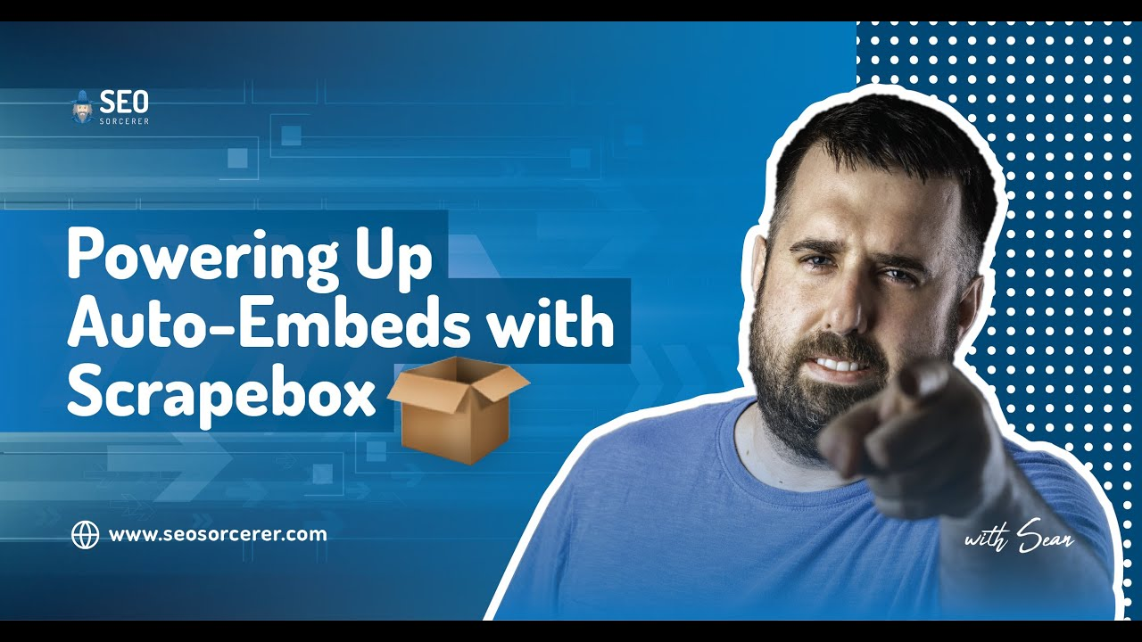 Download Powering Up Auto-Embeds with Scrapebox - YouTube SEO