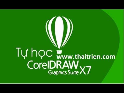 [Tự học Corel Draw X7] – Bài 20. Tự thiết kế namecard, danh thiếp