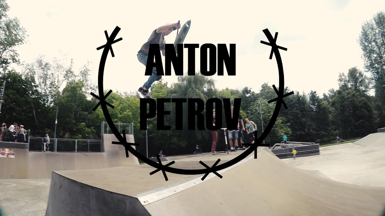 Anton Petrov Scooter - YouTube