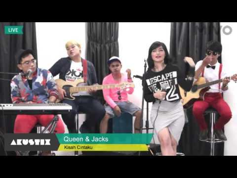 Queen & Jacks - Kisah Cintaku (Cover Almh. Chrisye) Live @MivoIndonesia