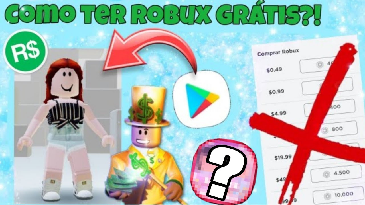 Como Ganhar Robux Gratis Girls Skins For Roblox Youtube