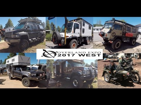 Overland Expo 2017 {sneak peek of the whole show}