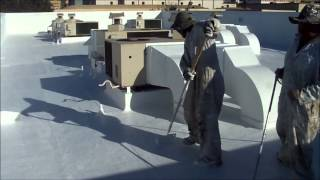 Commercial Cool Roof Systems - Los Angeles, California Roofing Contractor