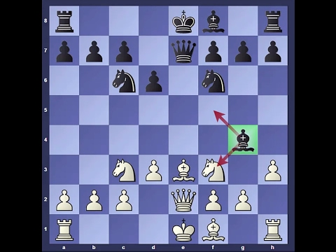 Dirty Chess Tricks 21 (Petroff-Lasker Attack)