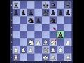 Dirty Chess Tricks 21 (Petroff-Lasker At