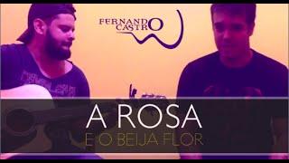 A Rosa E O Beija Flor -  Matheus & Kauan (COVER - FERNANDO CASTRO)