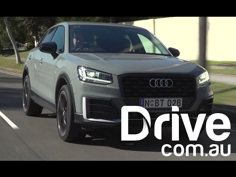 2017 Audi Q2 She Says, He Says Review | Drive.com.au