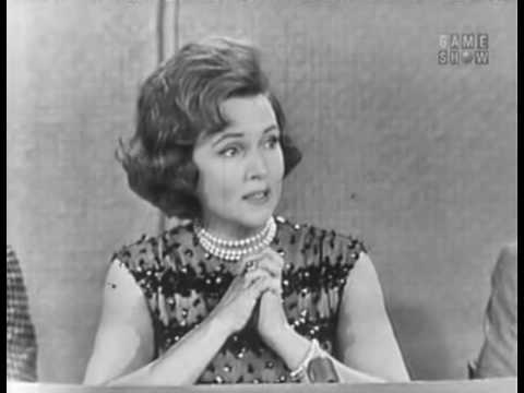 To Tell the Truth - Consul general of Costa Rica; Mushroom expert; PANEL: Betty White (Apr 6, 1964)