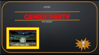 Genius Party Reseña | Midori
