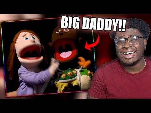 BOWSER JUNIOR GETS BLACK PARENTS!   SML Movie: Bowser Junior's 10th Birthday Reaction!