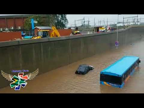 Storm wreaks havoc in Durban