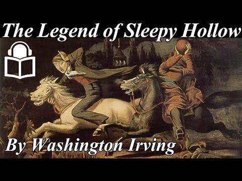 The Legend of Sleepy Hollow by Washington Irving, unabridged audiobook