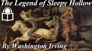 The Legend of Sleepy Hollow by Washington Irving, unabridged audiobook