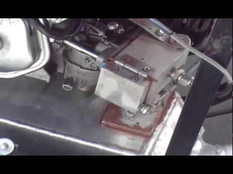 Generator running on Fuel Vapors