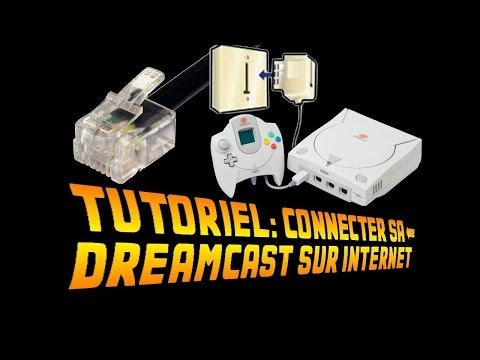 TUTO: Connecter Sa Dreamcast Sur Internet Et Jouer à Phantasy Star Online V2 (Schtack) - (Dépassé)