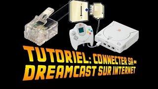 TUTO: Connecter sa Dreamcast sur internet et jouer à Phantasy Star Online v2 (Schtack)