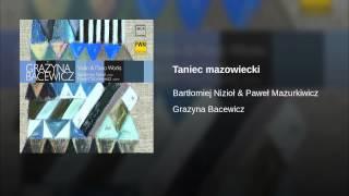 Taniec mazowiecki