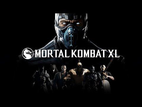 Mortal Kombat X Game full movie (HD)