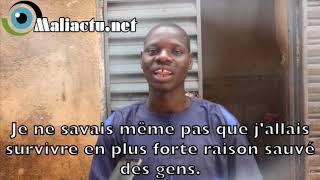 Inondation: Qui est Mamoutou Diarra,  le jeune qui a sauvé 09 personnes de la noyade (vidéo) ?
