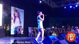"""Kathryn Bernardo sings """"Ikaw Na Nga Yata"""""""