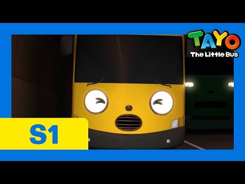 Afraid of The Dark (30 mins) l Episode 5 l Tayo the Little Bus
