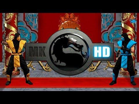 ¿Qué ocurrió con Mortal Kombat HD? (+ links demo)