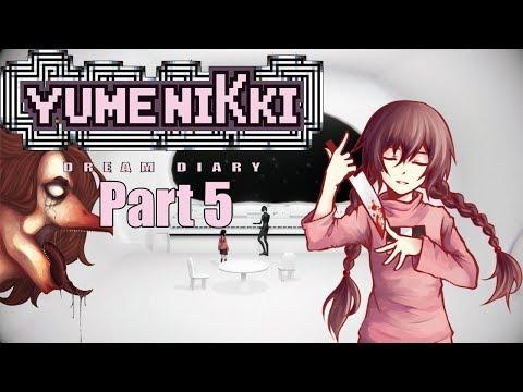 The Dream Goes On (Ending + Secret Ending) | Yume Nikki -Dream Diary- (Part 5)