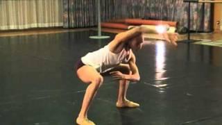 Ballett St.Pölten Thoriso Magongwa Choreographie