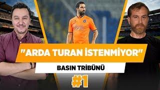 """Gambar cover """"Galatasaraylıların %70'i Arda Turan'ı istemiyor!""""   Metin Karabaş & Evren Göz   Basın Tribünü #1"""