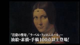 もうすぐ没後500年!レオナルド・ダ・ヴィンチの知られざる人物像、すべ...
