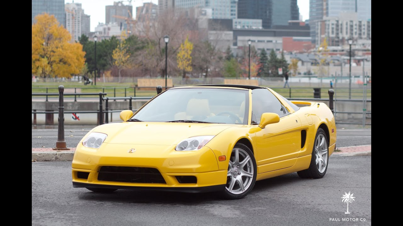 2005 Acura NSX Walk Around