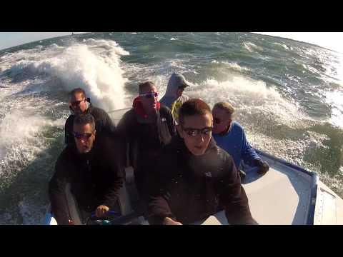 Rough Crossing - Long Island Sound