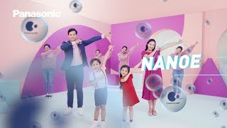 Amazing nanoe | Sing and Dance ♫ 30s